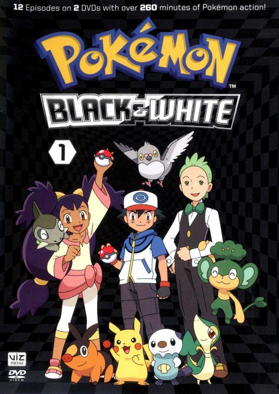 Pokemon: Black & White - Set 1 [2 Discs] [DVD] 6934406