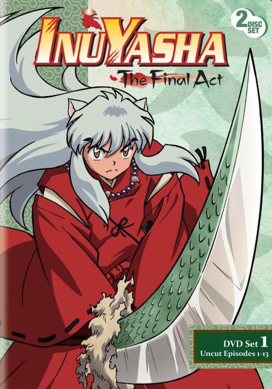Inu Yasha: The Final Act - Set 1 [2 Discs] [DVD] 6934424