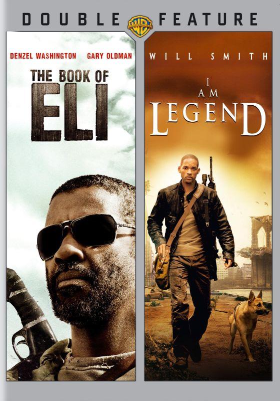 The Book of Eli/I Am Legend [2 Discs] [DVD] 6934497