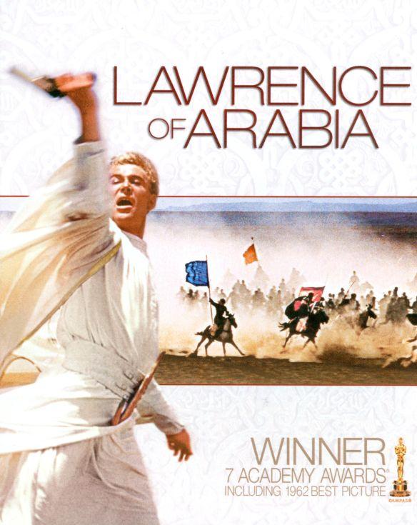 Lawrence of Arabia [2 Discs] [Includes Digital Copy] [UltraViolet] [Blu-ray] [1962] 6934521