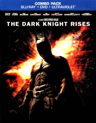 The Dark Knight Rises [2 Discs] [Includes Digital Copy] [UltraViolet] [Blu-ray/DVD] [2012] 6934558