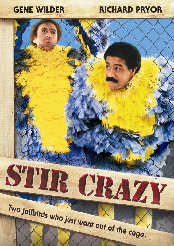 Stir Crazy [DVD] [1980] 6934828