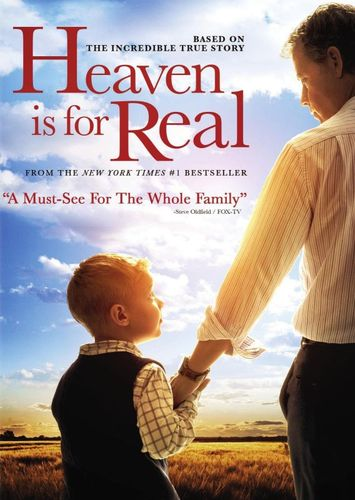 Heaven Is for Real [Includes Digital Copy] [UltraViolet] [DVD] [2014] 6938038