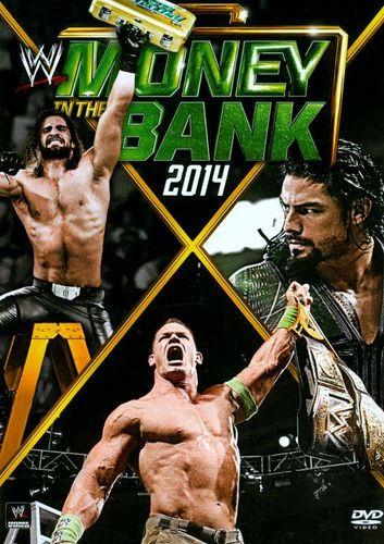 WWE: Money in the Bank 2014 [DVD] [2014] 6938107