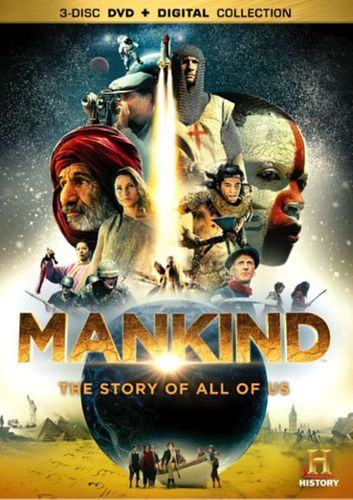 Mankind: The Story of All of Us [3 Discs] [DVD] 6942468