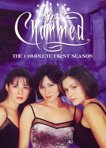 Charmed: The Complete First Season [6 Discs] [DVD] 6944863