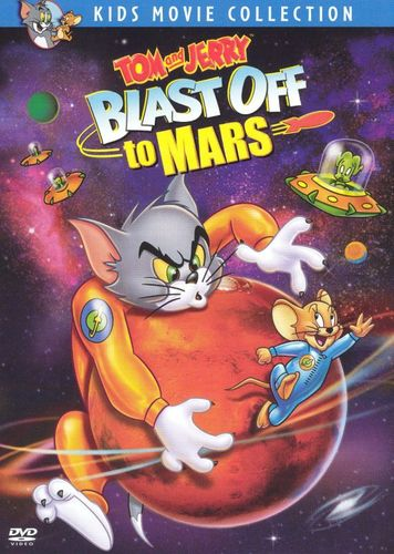 Tom and Jerry: Blast Off to Mars [DVD] [2004] 6947138