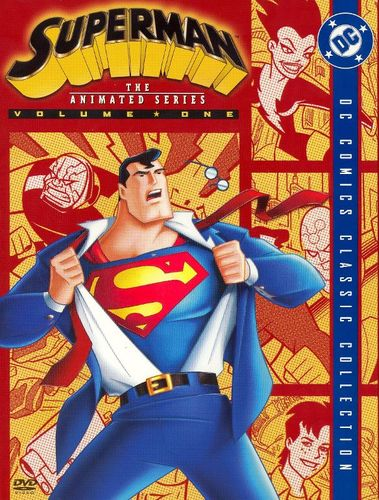 Superman: The Animated Series, Vol. 1 [2 Discs] [DVD] 6947174