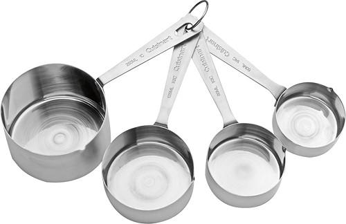 Cuisinart - Measuring Cups - Silver 6950033