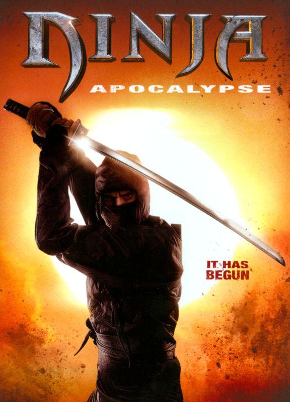 Ninja Apocalypse [DVD] [2014] 6953019
