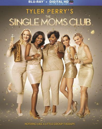 Tyler Perry's The Single Moms Club [Blu-ray] [2014] 6955035