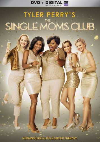 Tyler Perry's The Single Moms Club [DVD] [2014] 6955044