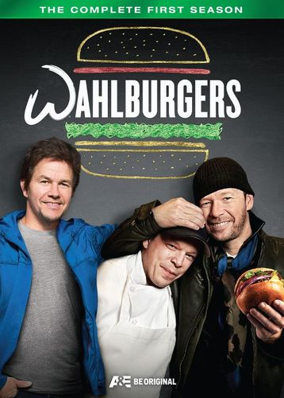 Wahlburgers: Season 1 [2 Discs] [DVD] 6956007