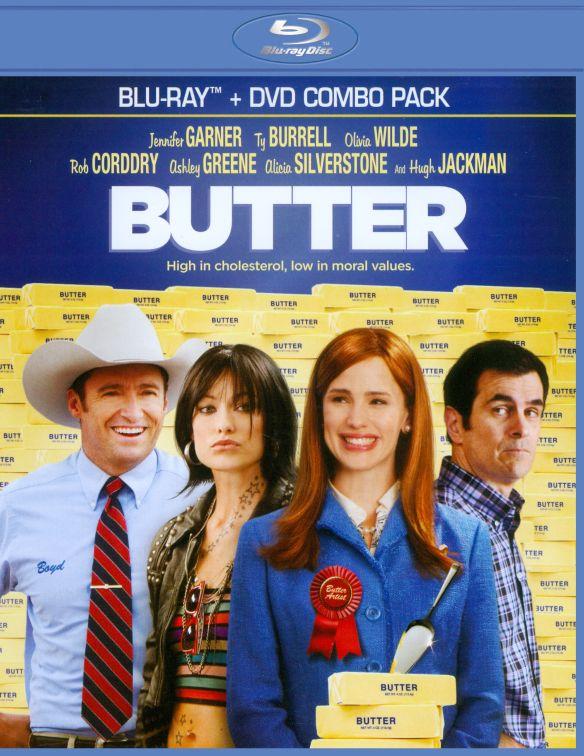 Butter [2 Discs] [Blu-ray/DVD] [2011] 6958035