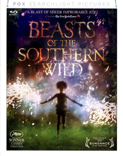 Beasts of the Southern Wild [2 Discs] [Blu-ray/DVD] [2012] 6958105