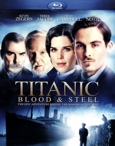 Titanic: Blood & Steel [3 Discs] [Blu-ray] [2012] 6958123