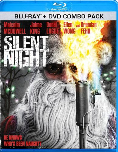 Silent Night [2 Discs] [Blu-ray/DVD] [2012] 6958818