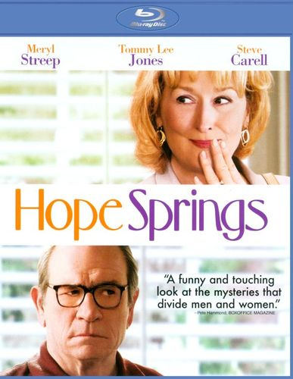 Hope Springs [Blu-ray] [Includes Digital Copy] [UltraViolet] [2012] 6958927