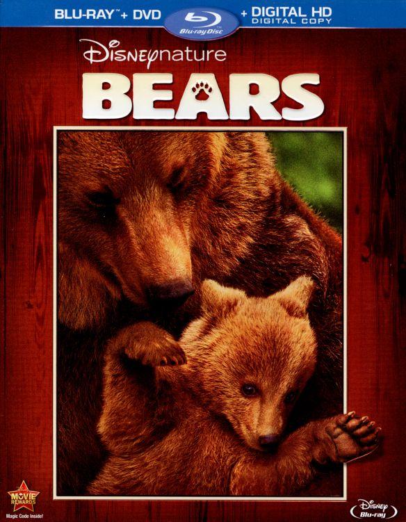 Disneynature: Bears [Includes Digital Copy] [Blu-ray/DVD] [2014] 6959086