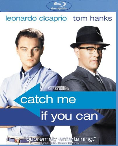 Catch Me If You Can [Blu-ray] [2002] 6959089