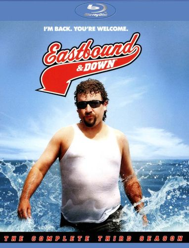 Eastbound & Down: The Complete Third Season [2 Discs] [Blu-ray] 6960164