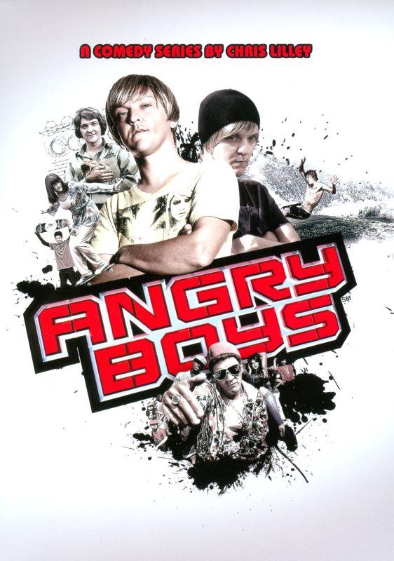 Angry Boys [3 Discs] [DVD] 6960182