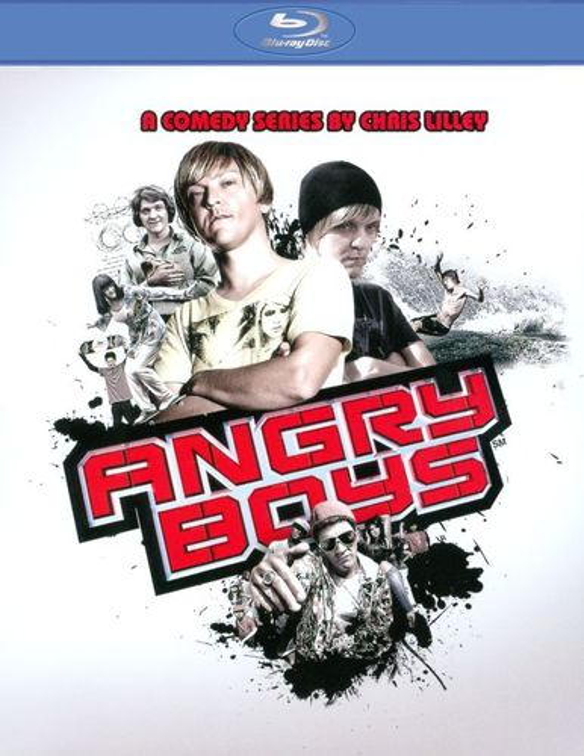 Angry Boys [3 Discs] [Blu-ray] 6960191