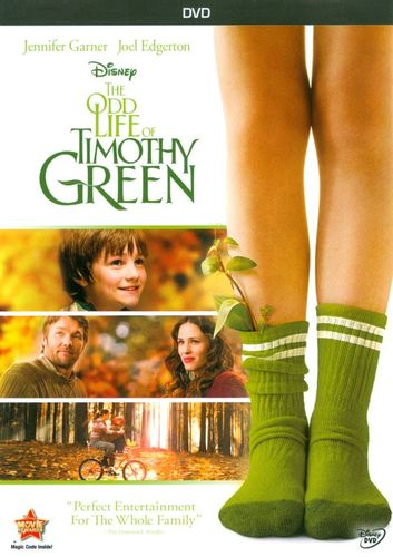 The Odd Life of Timothy Green [DVD] [2012] 6960216