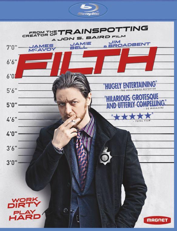 Filth [Blu-ray] [2013] 6962001