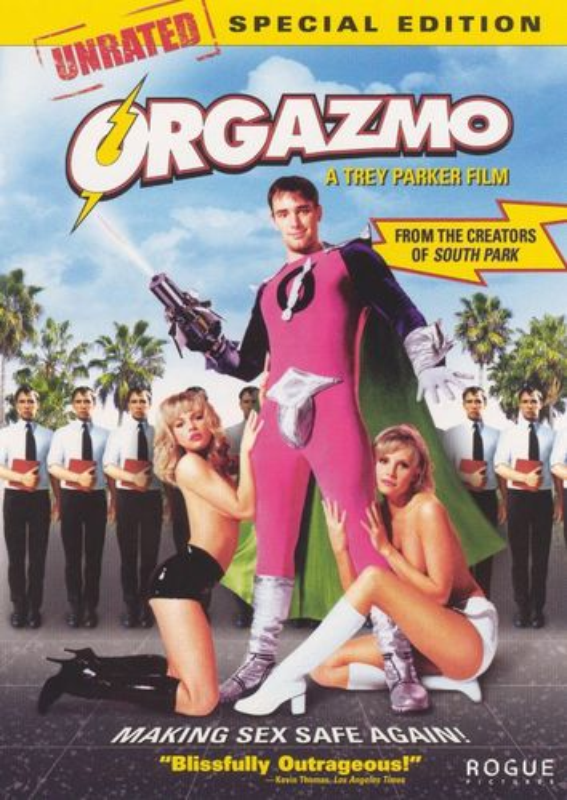 Orgazmo [Special Edition] [DVD] [1997] 6965064
