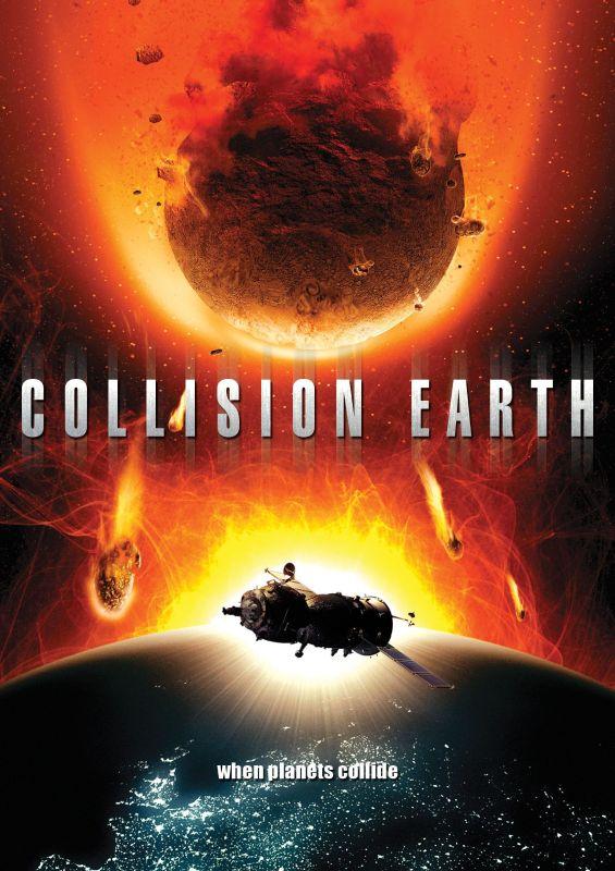Collision Earth [DVD] [2011] 6965496