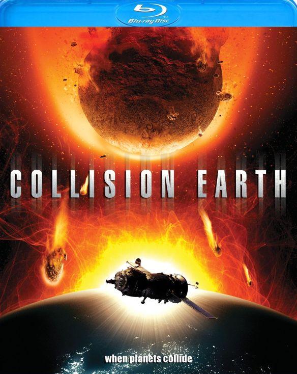 Collision Earth [Blu-ray] [2011] 6965502
