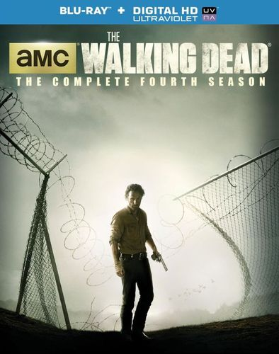 Walking Dead: The Complete Fourth Season [5 Discs] [Blu-ray] 6974123