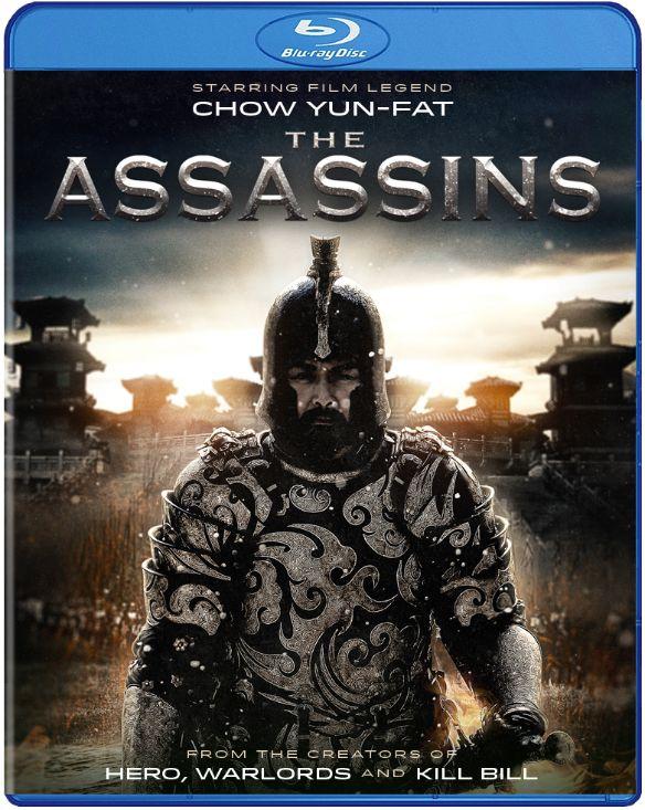 The Assassins [Blu-ray] [2012] 6974433