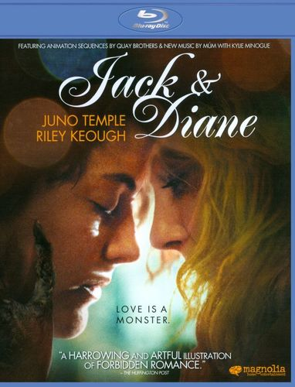 Jack & Diane [Blu-ray] [2011] 6975309
