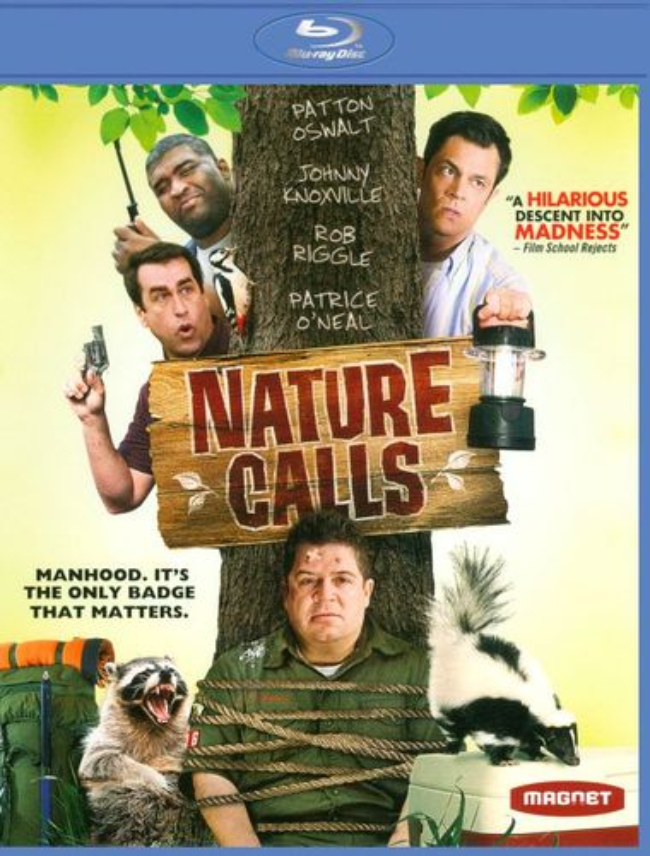 Nature Calls [Blu-ray] [2012] 6978715