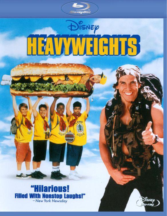 Heavyweights [Blu-ray] [1995] 6979192