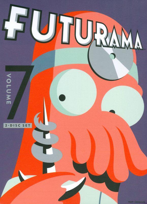 Futurama, Vol. 7 [2 Discs] [DVD] 6979253