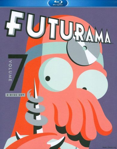 Futurama, Vol. 7 [2 Discs] [Blu-ray] 6979483