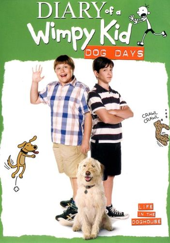 Diary of a Wimpy Kid: Dog Days [DVD] [2012] 6980155