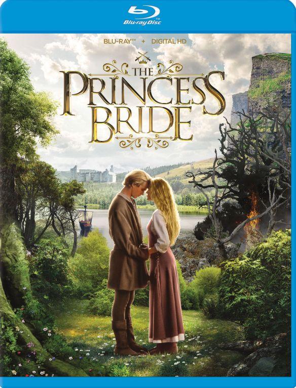 The Princess Bride [25th Anniversary Edition] [Blu-ray] [1987] 6982203