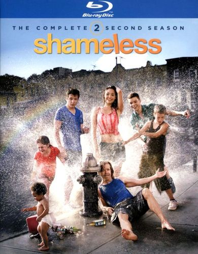 Shameless: The Complete Second Season [2 Discs] [Blu-ray] 6983729