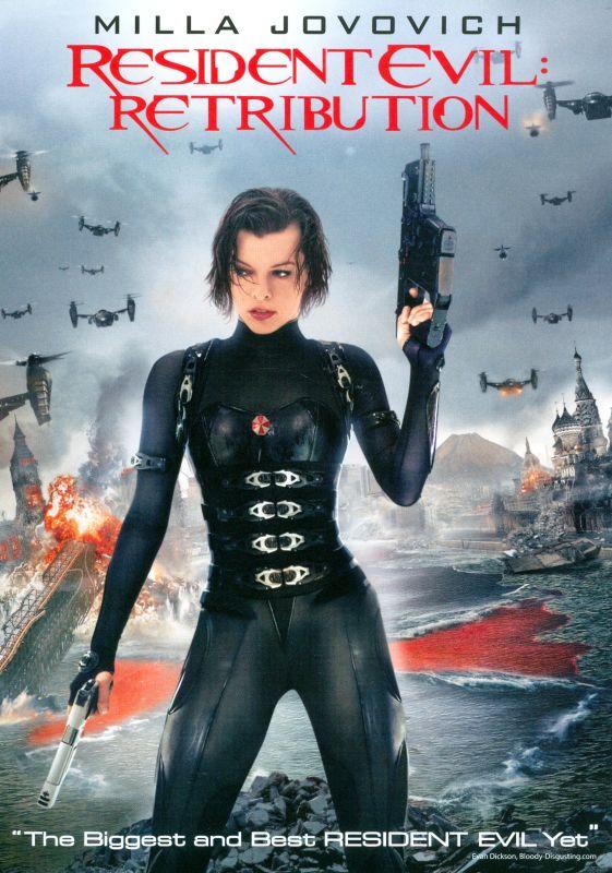 Resident Evil: Retribution [Includes Digital Copy] [UltraViolet] [DVD] [2012] 6984364