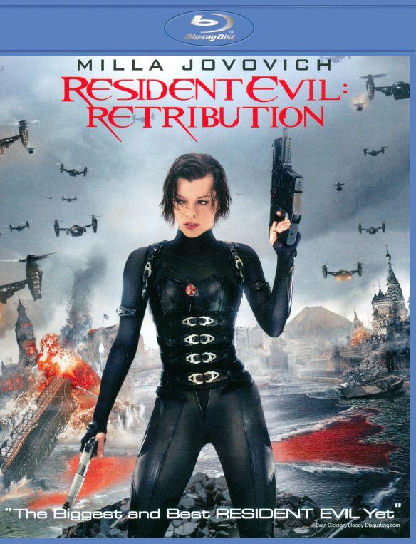Resident Evil: Retribution [Includes Digital Copy] [UltraViolet] [Blu-ray] [2012] 6984373