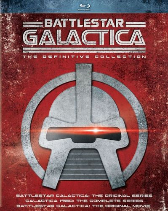Battlestar Galactica: The Definitive Collection [18 Discs] [Blu-ray] 6990118