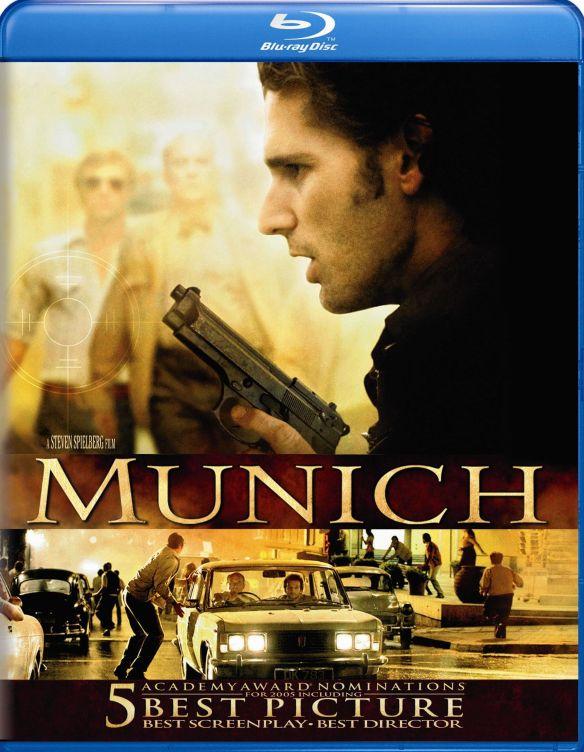 Munich [Blu-ray] [2005] 6991011
