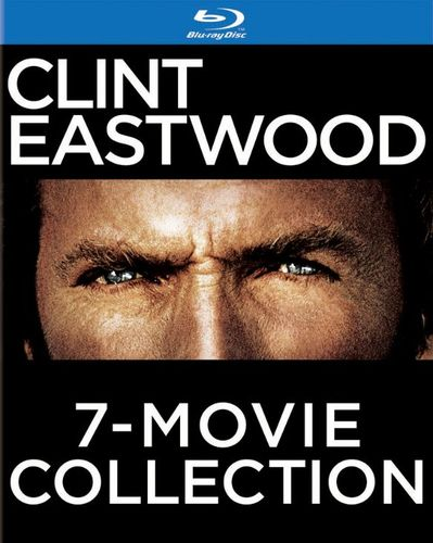 Clint Eastwood: The Universal Pictures 7-Movie Collection [7 Discs] [Blu-ray] 6991039