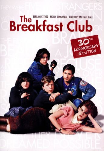 The Breakfast Club [30th Anniversary Edition] [DVD] [1985] 6991144
