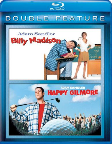 Billy Madison/Happy Gilmore [2 Discs] [Blu-ray] 6991153