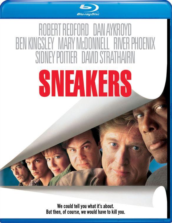 Sneakers [Blu-ray] [1992] 6991268